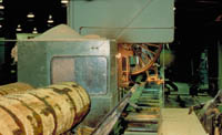 Polycarbonate sawbooth windshields