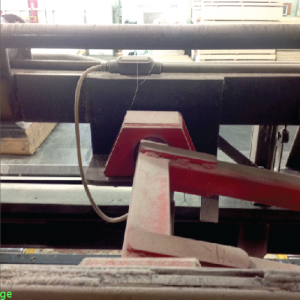 Redco 9600 Split Impact Bearings Sawmill