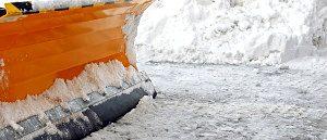 snowplow blades rubber