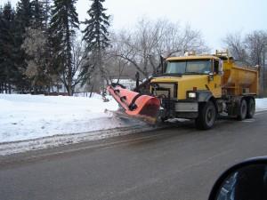 HI-VIZ UHMW plow