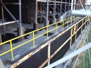 FRP vs. metal railings