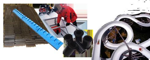 recreational heat and abrasion resistant UHMW plastics