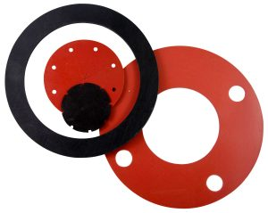 gaskets-rubber-red-black