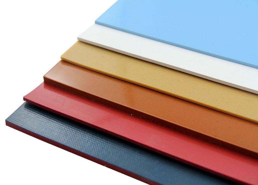 Sheet Rubber Redwood Plastics