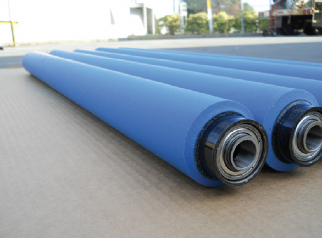 Precision Rollers for Digital Printing
