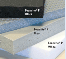 New Product: Foamlite P Polypropylene