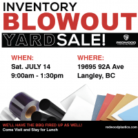 Yard Sale! We're Blowing Out Inventory at 92A