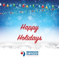 It was a Plastastic Year! Happy Holidays!
