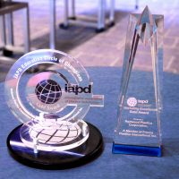 We Struck Gold at the 2015 IAPD Convention