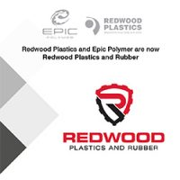 Redwood Plastics and Epic Polymer Amalgamate to Become Redwood Plastics and Rubber