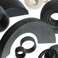 Rulon Outlasts Carbon Graphite Bearings