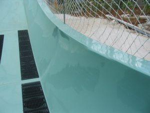 60D Grating for Waterpark Slide