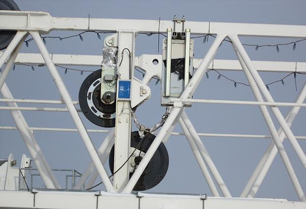 Nylon MD Cable sheaves