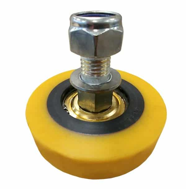 Redco Polyurethane Guide Rollers