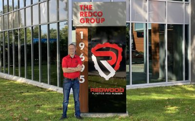 Redwood Plastics and Rubber Promotes VP of Finance to COO Position